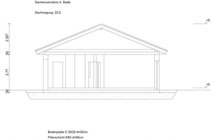 Bungalow 40.13 Individuell planen & bauen - Bungalow -