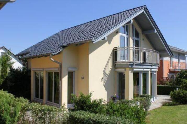 Architektenhaus 4 - Ansicht