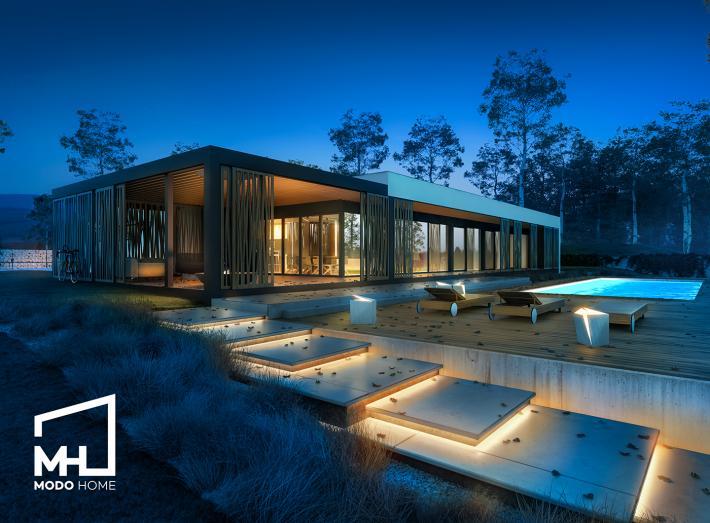 Architektenhaus MH5 - Modohome