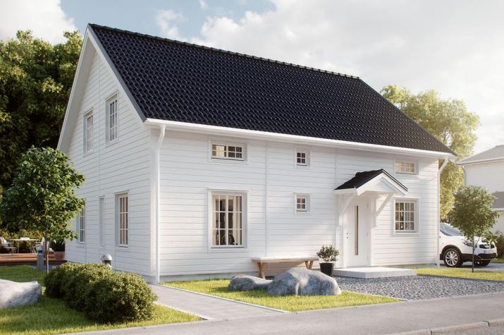 Ausbauhaus 127 - Sommer-Special - Kaufpreis 52.900.-- € inkl. MwSt.  -