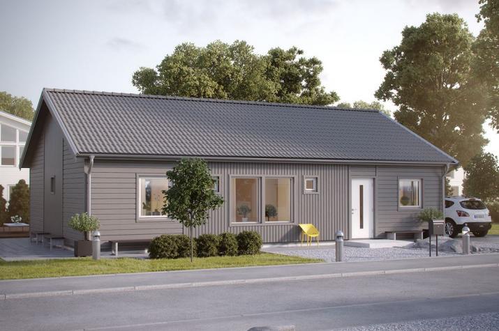 Ausbauhaus 92 - Sommer-Special - Kaufpreis 49.900.-- € inkl. MwSt.  -
