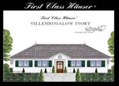 BUNGALOW IVORY - First Class Häuser