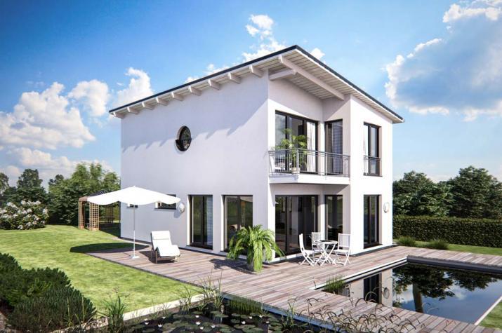 Bärenhaus Stadtvilla Eos 137 - Eos 137 Garten