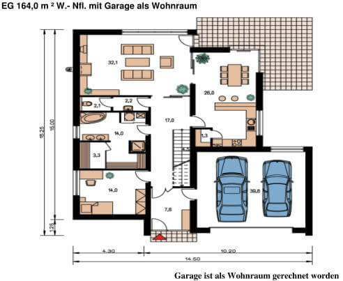 Einfamilienhaus Modern Grundriss Pictures to pin on Pinterest