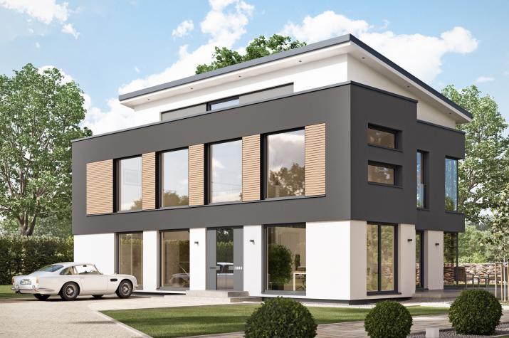 CONCEPT-M 165 Wuppertal - Smart-City Architektur in einer neuen modularen Dimension