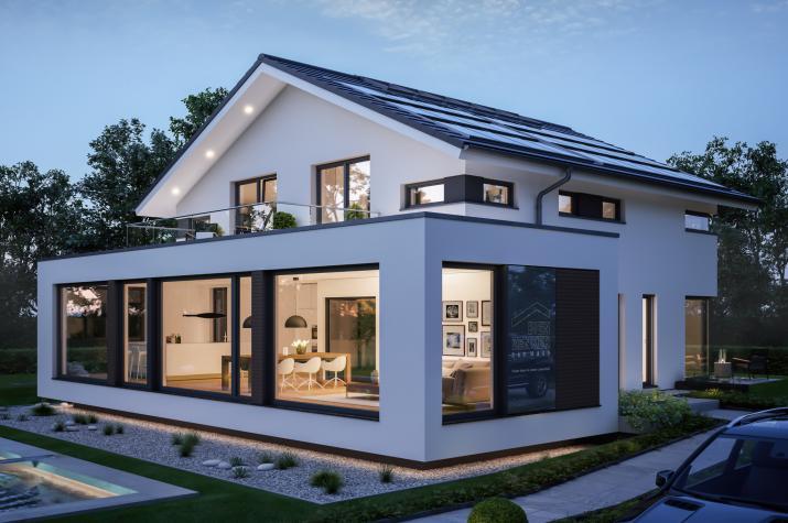 CONCEPT-M 210 Günzburg - Ein außergewöhnliches Traumhaus
