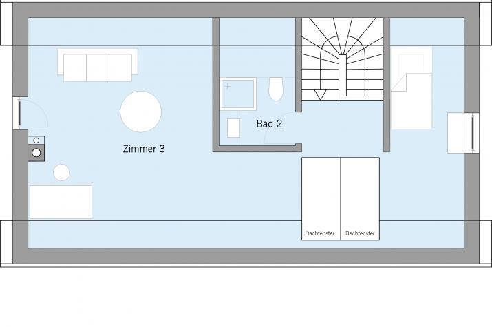 Ehrmann - Dachgeschoss