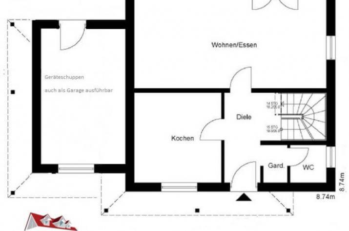 Haus Florenz - EG