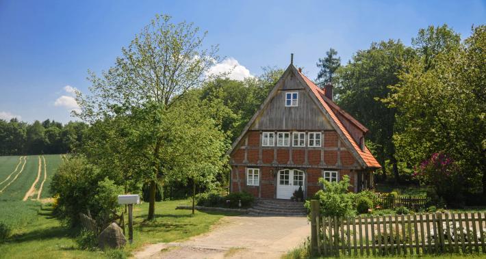 Haus Melle - DEUTSCHE LANDHAUS KLASSIKER GmbH