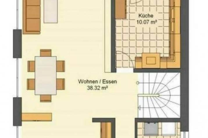Kowalski Haus - PALOMA 117 - grundriss eg