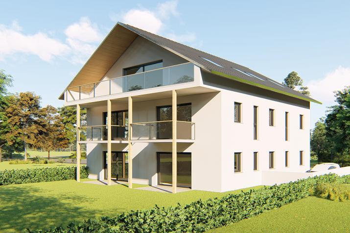 Mehrfamilienhaus Friedrichsdorf- 5 WE- mit TG- - sdgsdg