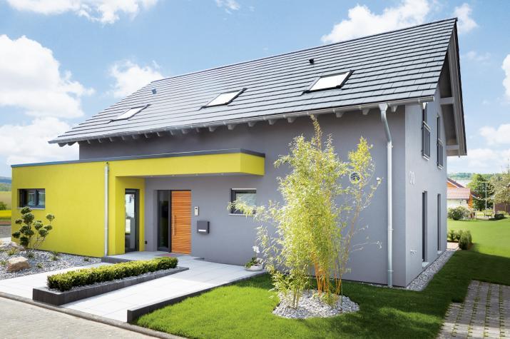 Musterhaus Koblenz: Raum für Vielseitigkeit und Extravaganz -