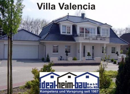 Planungsvorschlag für die Villa Valencia - Ideal-Heim-Bau
