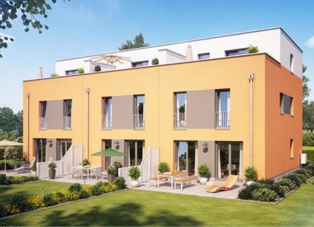 Reihenmittelhaus F452 in NRW und Hessen - Dieckmann Immobilien GmbH
