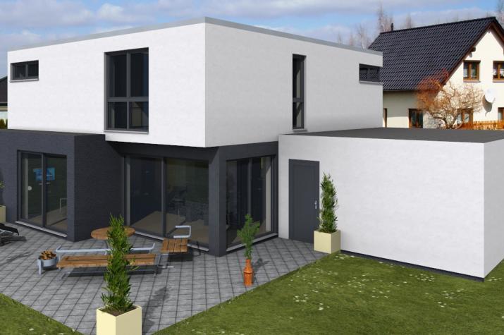Stadthaus, Stadtvilla Kelkheim -
