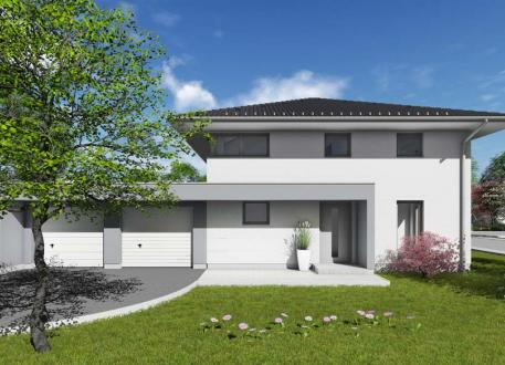 Stadtvilla | SV_02 | 132 qm | KfW55 - Bräuer Architekten Rostock