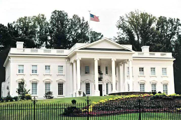TWH - THE WHITE HOUSE Front