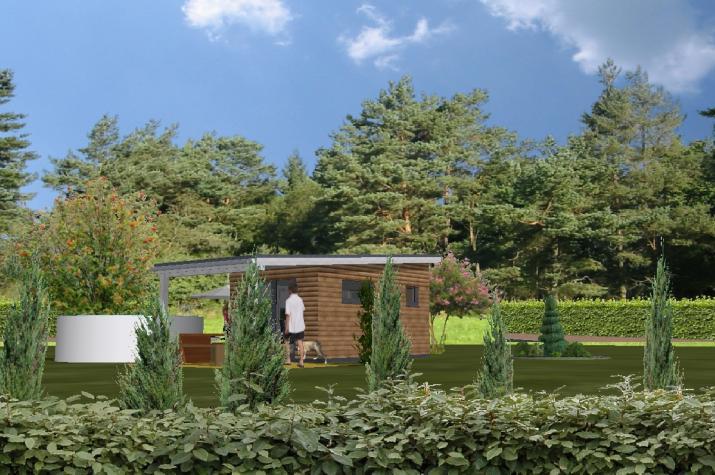 Tiny Home Garten-Marie -