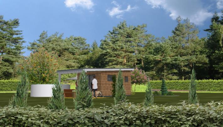 Tiny Home Garten-Marie - Anderssein-Home