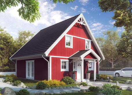 Villa Alma Madsen - ALADOMO Schwedenhaus GmbH & Co.KG