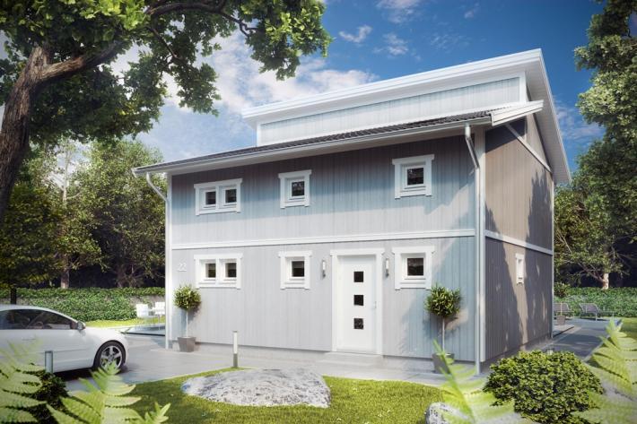 Villa Nova Madsen - ALADOMO Schwedenhaus GmbH & Co.KG
