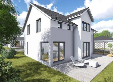 Wohnhaus | WH1 | 152 qm | KfW55 - Bräuer Architekten Rostock