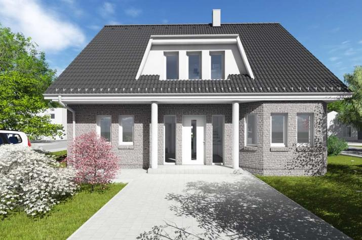 Wohnhaus | WH2 | 173 qm | KfW55 -