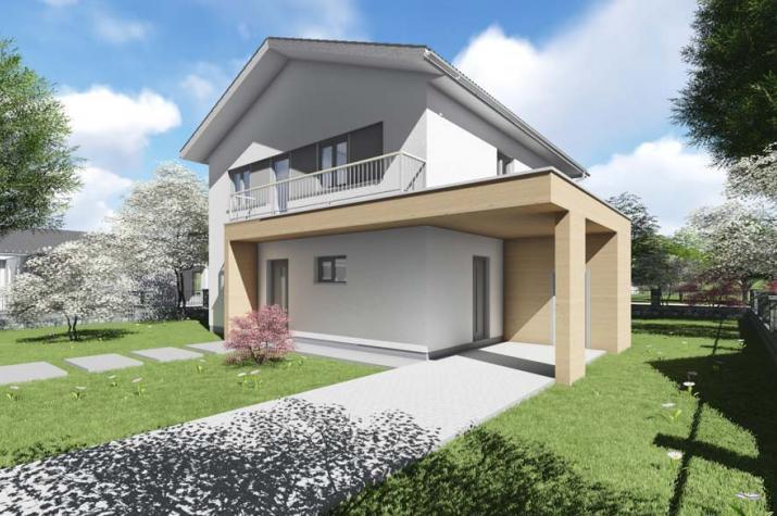 Wohnhaus | WH3 | 168 qm | KfW55 -