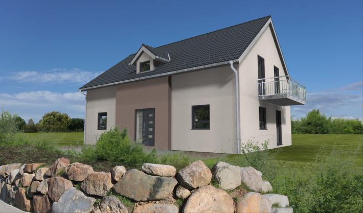 Zweifamilienhaus ca. 2 x  80-90 m², nach jetzt gültiger EnEV - IHR HAUS VERTRIEBS GmbH
