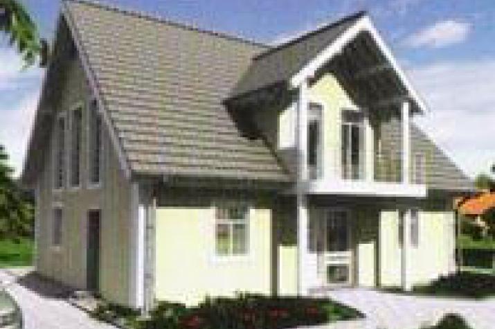 ...individuell geplant ! - Großzügiges Einfamilienhaus mit villenartigen Stilelementen - www.jk-traumhaus.de -