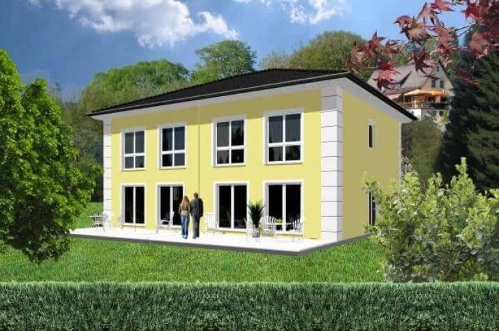 ...individuell geplant ! - Mediterranes Flair und stilvolles Wohngefühl für zwei - www.jk-traumhaus.de -