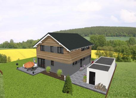 ...individuell geplant ! - Modernes Einfamilienhaus - www.jk-traumhaus.de - JK TRAUMHAUS