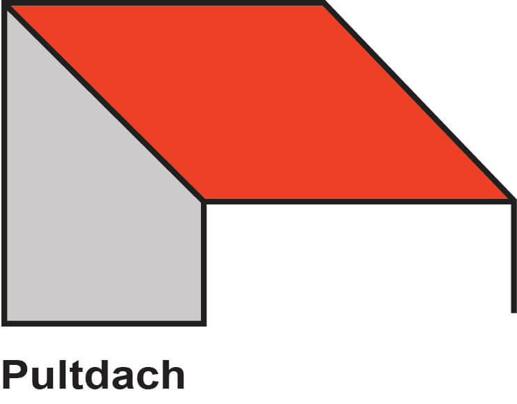 ᐅ Das Pultdach Die Gunstige Dachform
