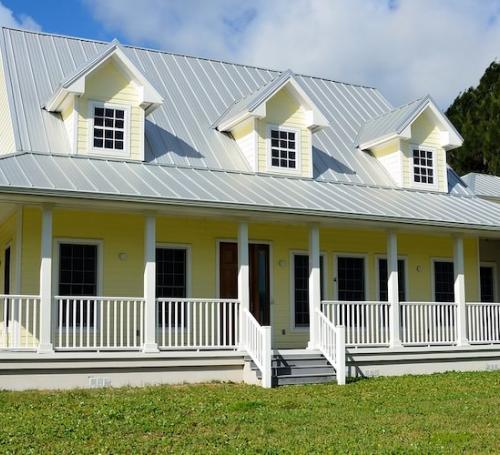 Bauen amerikanische häuser Musterhäuser Amerikanischer